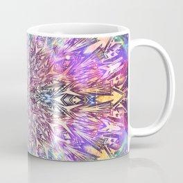 Centaurus Cosmic Mandala Coffee Mug