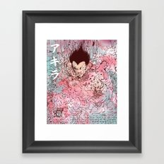Contained Framed Art Print