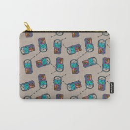 old transistor Carry-All Pouch