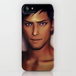 Mr.Daiki iPhone Case