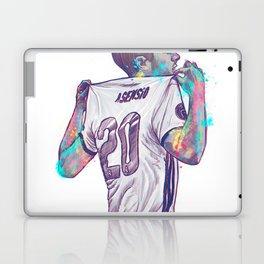 Real Madrid Asensio Laptop & iPad Skin