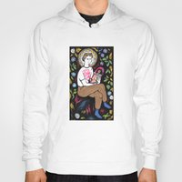 religion Hoodies featuring Religion by grace milk 💐