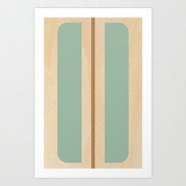 DOGTOWN PATRIOTS Art Print