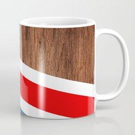 Wooden stripes Coffee Mug