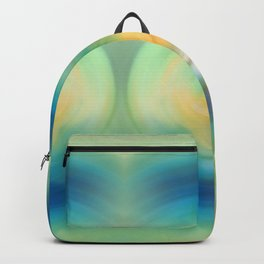 Feel Joy - Energy Art By Sharon Cummings Backpack