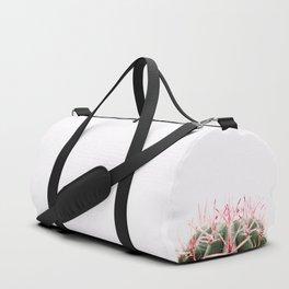 cactus red Duffle Bag