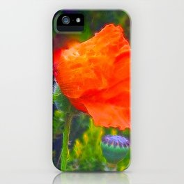 Ode of Remembrance iPhone Case