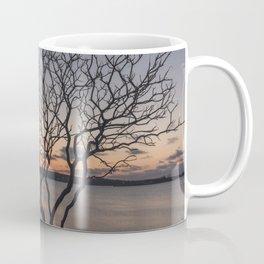 Sunset tree Niles Beach Coffee Mug