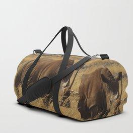 Rhinoceros Duffle Bag