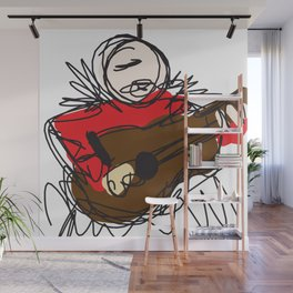 Solo Wall Mural