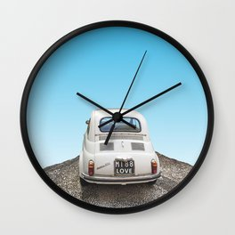 I love Italy (without text) Wall Clock