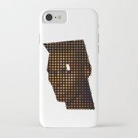 phil jones iPhone & iPod Cases featuring Jones by Heinz Aimer