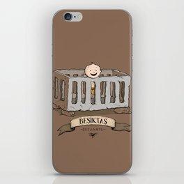 Besiktas, Istanbul iPhone Skin
