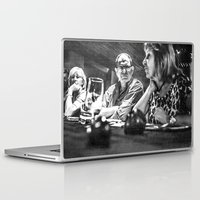 drunk Laptop & iPad Skins featuring DruNk aDUlts by Charles Harry Mackenzie