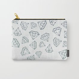 Diamond Shower Carry-All Pouch