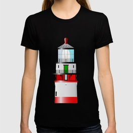 The Top Of The Lighthouse T-shirt