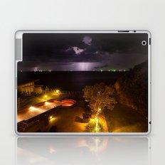 Storm on my paradise Laptop & iPad Skin