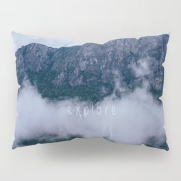 Explore Pillow Sham