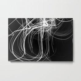 phosphene Metal Print