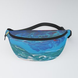 Stormy waters Fanny Pack