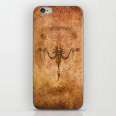 Zodiac:  Sagittarius iPhone Skin