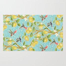 The Lemon Tree Rug
