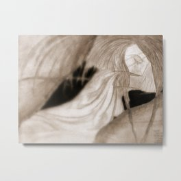 Insight  Metal Print