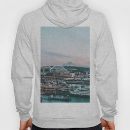 Seattle & Mount Rainier Hoody