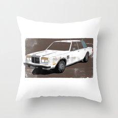 Chrysler New Yorker Throw Pillow