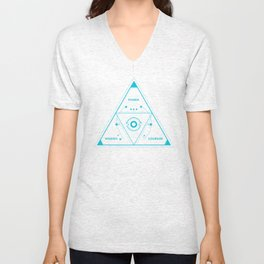 Tri-Force In You Unisex V-Neck