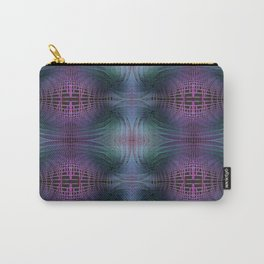 Rendering of Theoretical Spacetime and Multiverse Abstract Carry-All Pouch