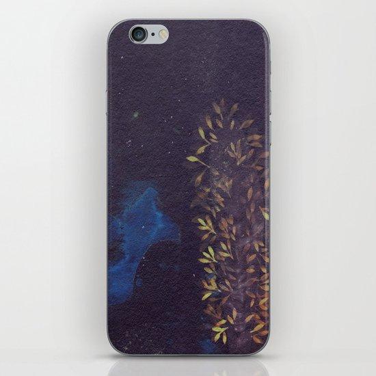 magic forest iPhone & iPod Skin