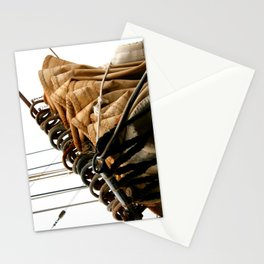 Raise the sails Stationery Cards