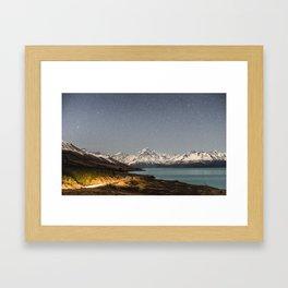 Drove all Night. Framed Art Print