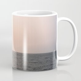 Ocean and Horizon Coffee Mug