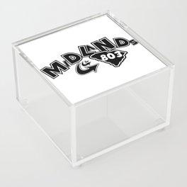 Midlands 803 Acrylic Box