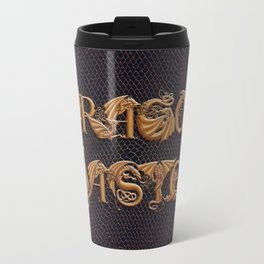 Dracoserific Dragon Master Travel Mug