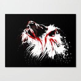 Lion / Animal Series Canvas Print