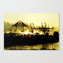 Sun Dance Canvas Print