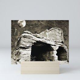 Bedrock Mini Art Print