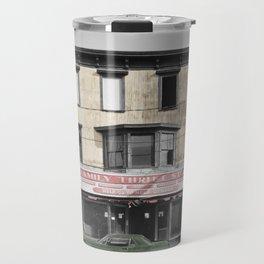 Vintage Thrift Shop Travel Mug