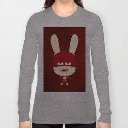We are all rabbits \ Flash  Long Sleeve T-shirt