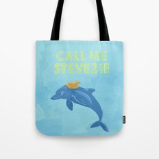 the life with stevezie Tote Bag