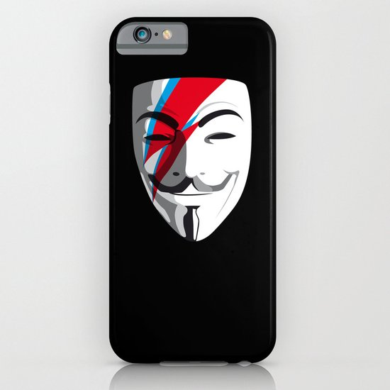 Who wants to be Anonymous? Let's be Fabulous! Viggy Starfawkes. iPhone & iPod Case