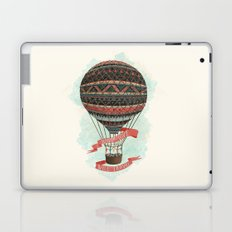 have love, will travel Laptop & iPad Skin