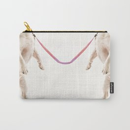 Like two dogs Carry-All Pouch