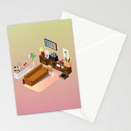 BTS - Isometric Run MV Stationery Cards