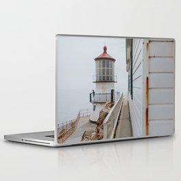 Point Reyes Lighthouse up close Laptop & iPad Skin