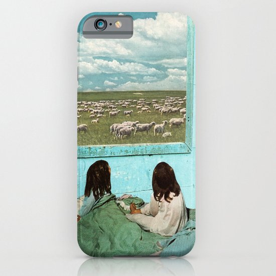 COUNT SHEEP iPhone & iPod Case