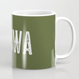 Deer: Iowa Coffee Mug